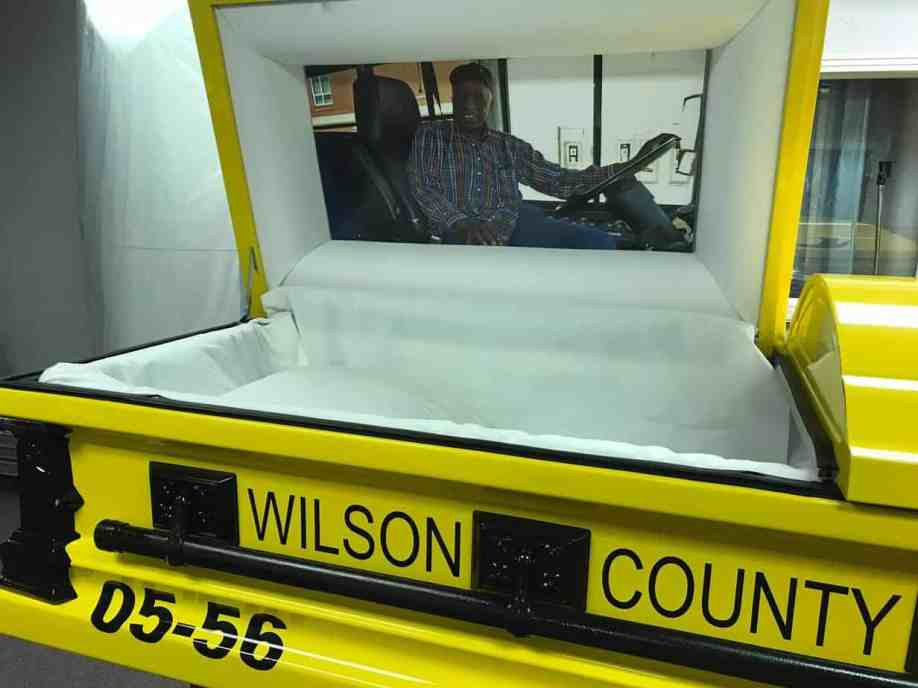 school bus driver honored