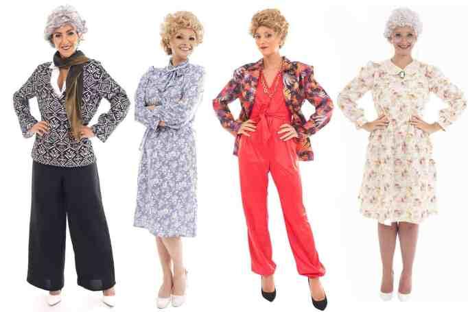The Golden Girls: The Golden Girls: Beatrice Arthur, Betty White, Rue McClanahan, Estelle Getty