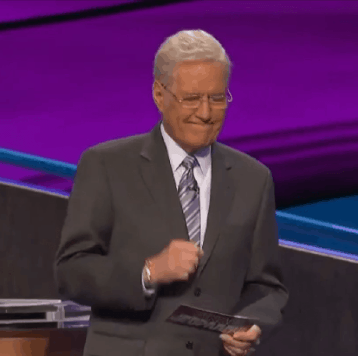 Alex Trebek has been battling pancreatic cancer while hosting the game show.