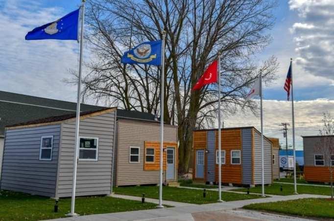 tiny homes for veterans