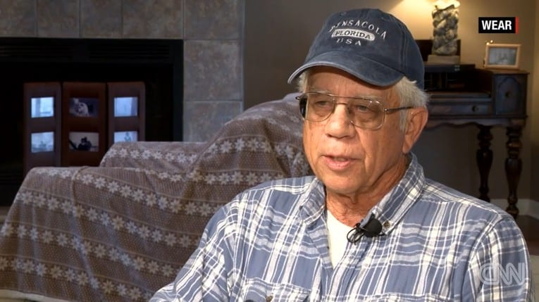 Vietnam veteran paid electricity bills of families about to lose power.