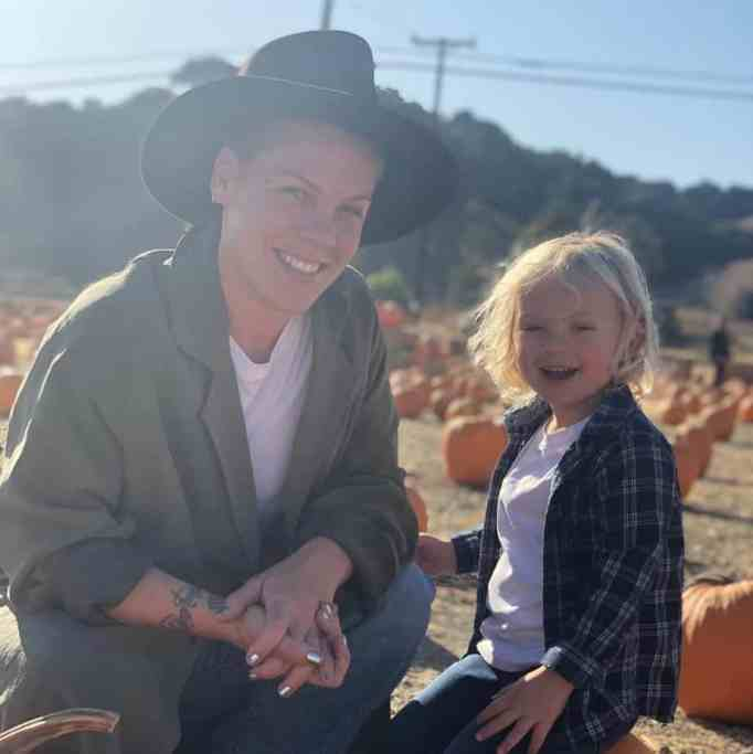 Pink donates $1M to healthcare professionals.
