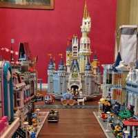 Man creates epic miniature Disneyland out of LEGOs during quarantine, see the pics here