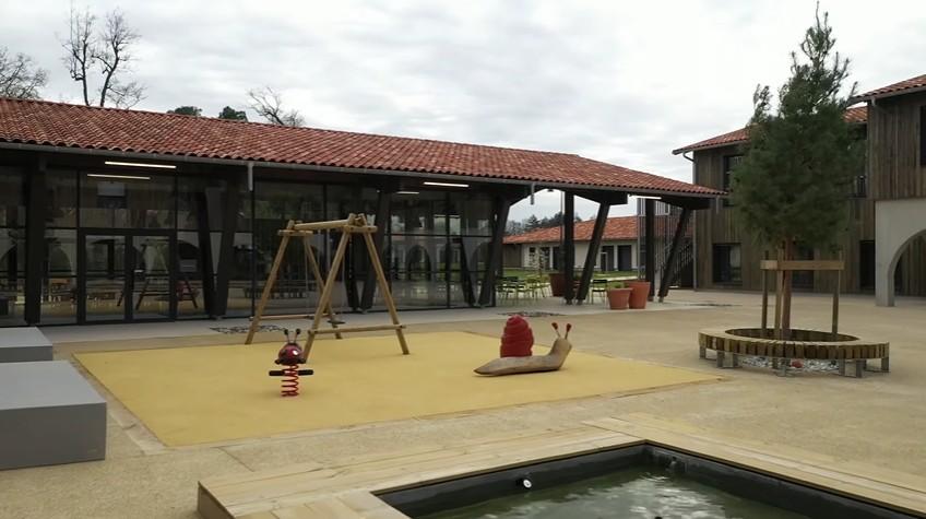 Inside the Village Landais Alzheimer in France
