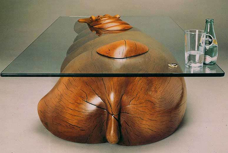 The Hippo Table by David Pearce
