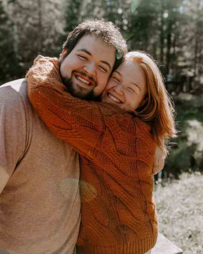 Couple reveals what it took to lose a combined 200 pounds