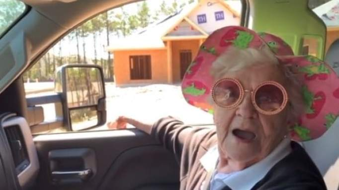 Grandma Bobbe