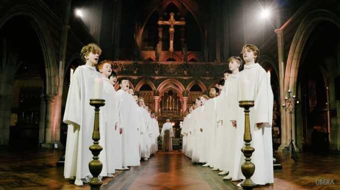 Libera singing Carols of the Bells