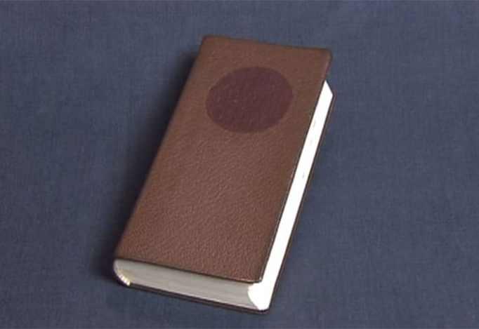 A restored book
