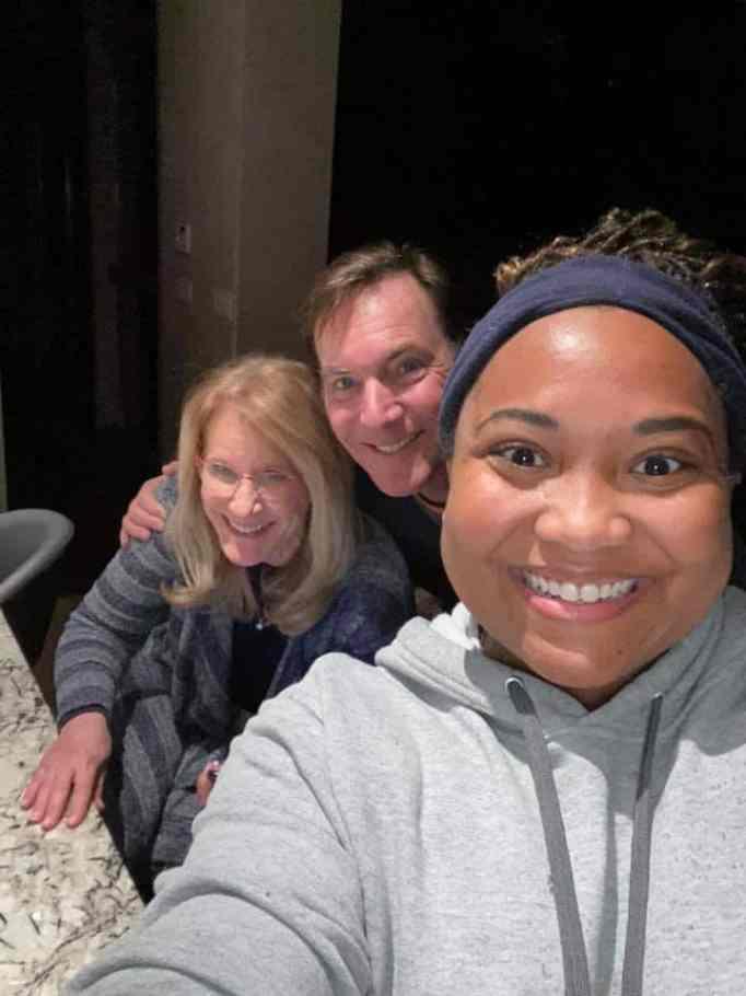 Chelsea Timmons, Nina Richardson, and Doug Condon