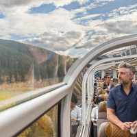 This glass-domed train will take you on a delightful trip across the scenic Southwest in luxury