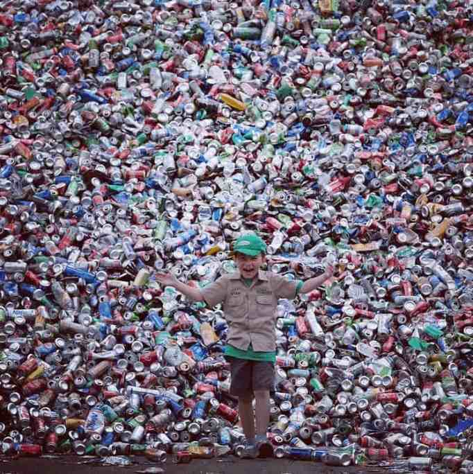 Ryan, the 11-year-old kid behind a successful recycling company
