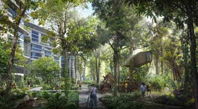 Tengah in Singapore