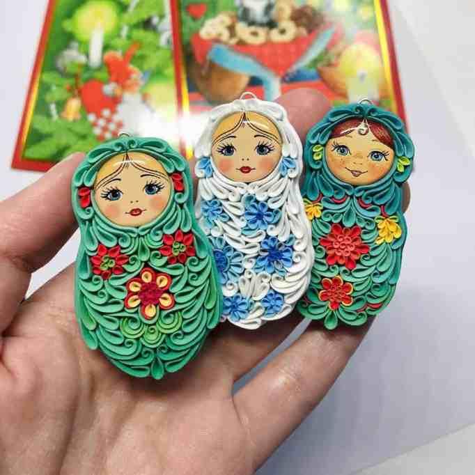 Полимерная глина Алисы Ларюшкиной