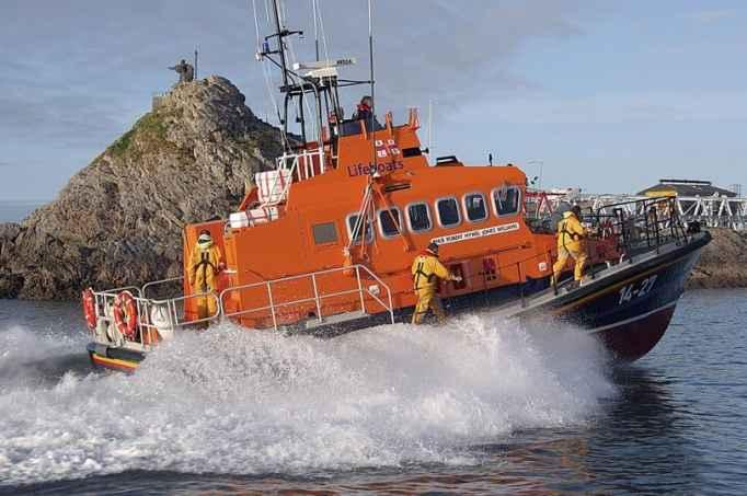 Fenit RNLI lifeboat