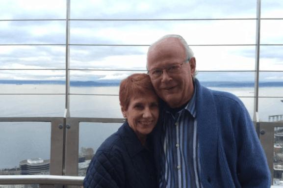 Dennis Vinar and Karen Lehmann