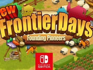 Frontier Days Nintendo Switch Game