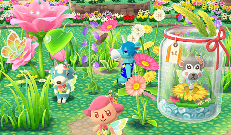 Welcome Five New Animals To Animal Crossing Pocket Camp Today