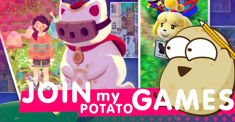 Become A Writer for myPotatoGames
