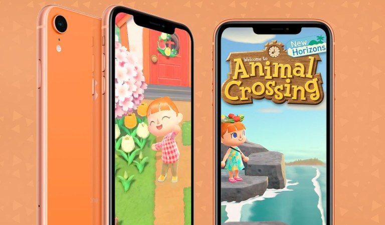 Decorate Your Phone With This Adorable Animal Crossing New Horizons Wallpaper