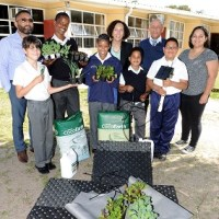 Engen launches Auto Gardens in 100 schools across South Africa