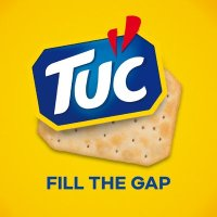 FILL THE GAP with TUC – and keep hunger at bay ANY TIME of the day!
