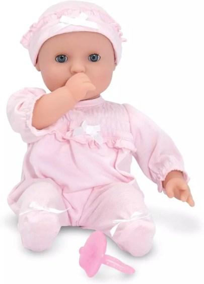 Melissa and doug 12 inch dolls