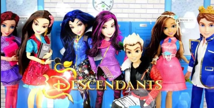 Disney Descendants Dolls Review