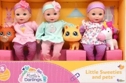 Little Darlings Dolls Review