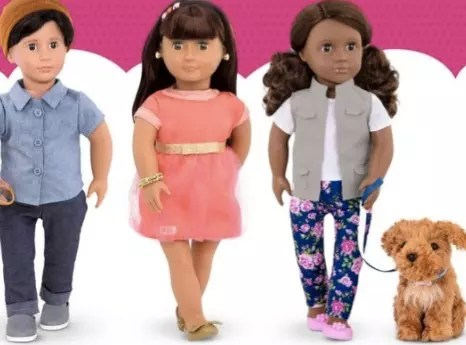 Our Generation Dolls