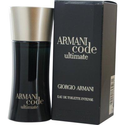 Armani Code Ultimate by Giorgio Armani Men's Perfumes Prices in Pakistan