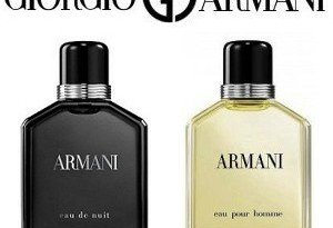 Eau Pour Homme by Giorgio Armani Men's Perfumes Prices in Pakistan