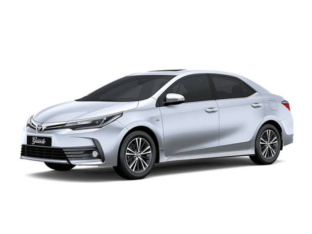 Toyota Corolla XLI New Model 2018 Price in Pakistan Colors Pictures Specifications