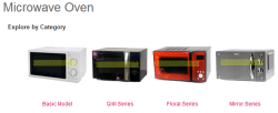 Haier Microwave Oven Price in Pakistan Capacity Size Color Model and Styles
