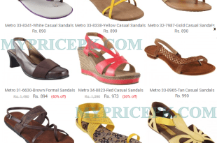 Metro Shoes For Ladies/Womens/Girls Collections 2021 With Price in Pakistan