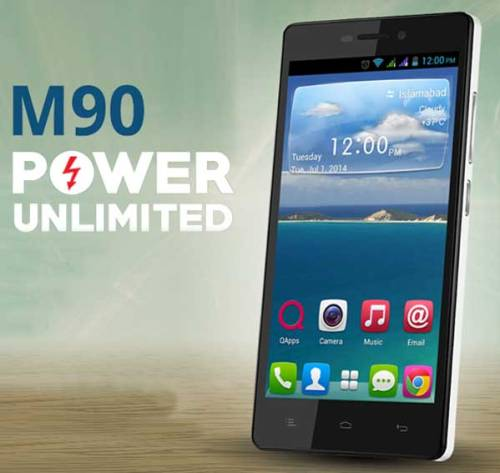 QMobile M90 Price in Pakistan 2015 Reviews & Features Specifications
