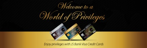 How to Get A JSBL JS Bank Limited Credit Card or Visa Card in Pakistan
