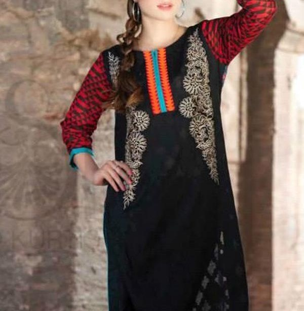 Best Branded Female Kurta Designs and Latest Summer Kurta Style With Price