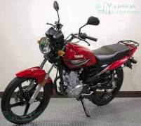 New Yamaha 125cc Model 2016 Price In Pakistan with Features, Shape & Mileage