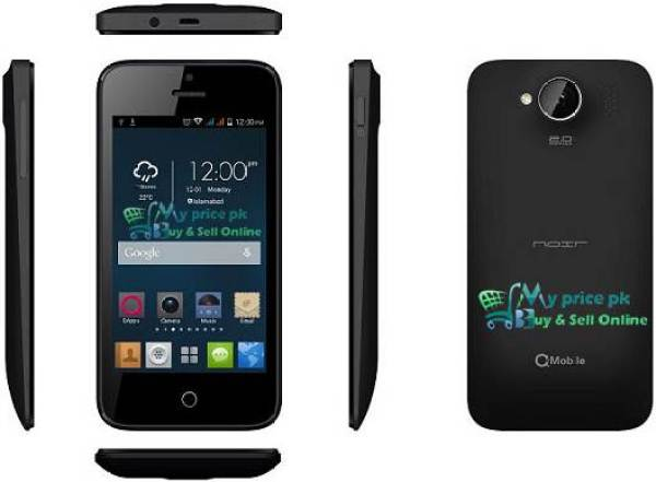 QMobile Noir X14 Price In Pakistan Features Images & Specs