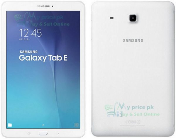 Samsung Galaxy Tab E Price in Pakistan Full Specifications Review Pictures