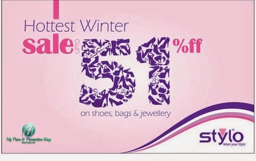 Stylo Shoes Pakistan Discount Offers New Rates and Price Sales & Deals