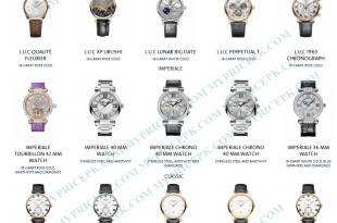 CHOPARD Ladies/Female Watches Best Products Price in Pakistan with Specs Shape Pictures