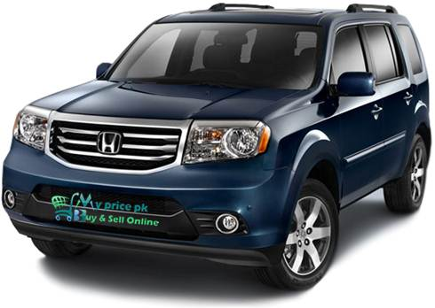 Honda Pilot 2016 Price in Pakistan Specs Features Mileage New Shape Pictures