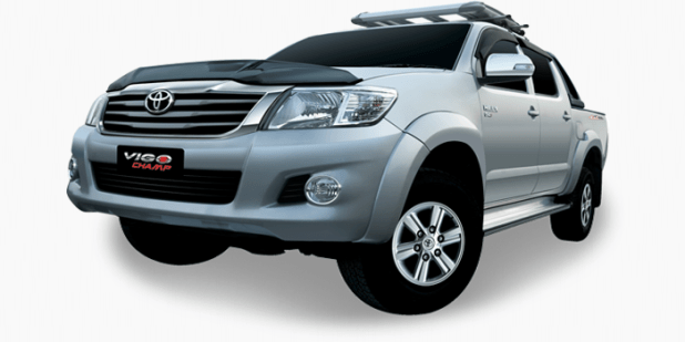 Toyota Hilux Vigo Champ 2016 Price in Pakistan New Model Shape Pictures