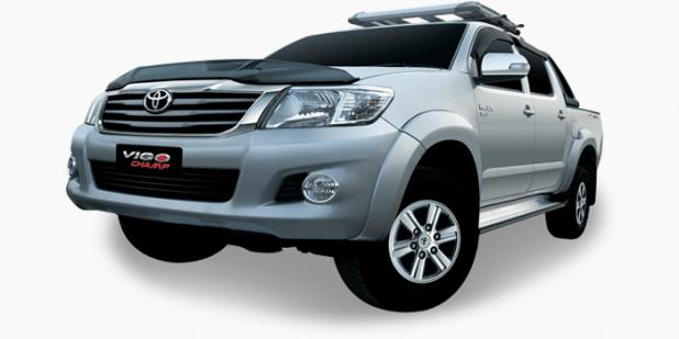 Toyota Hilux Vigo Champ 2016 Price in Pakistan New Model Shape Pictures