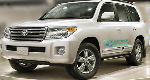 Toyota Land Cruiser 2016 Price in Pakistan Specs Features Mileage New Model Shape Pictures