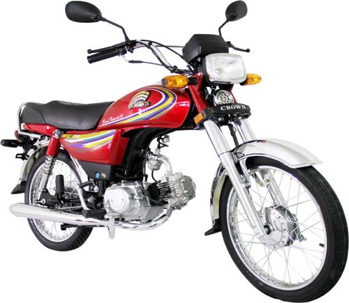New Model 2017 Crown CRLF 70cc Euro 2 Shape Changes Price and Specs In Pakistan