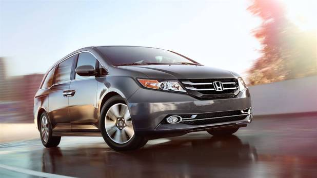 Honda Odyssey Car Model 2016 Prices in Pakistan Specs with Features and Review