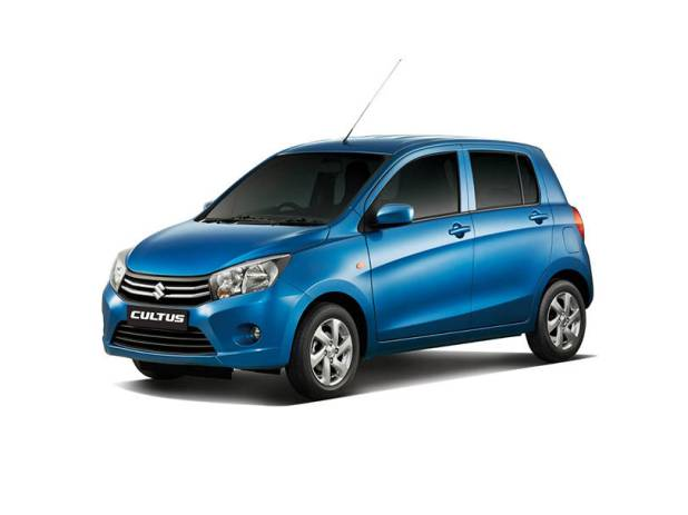 Suzuki Cultus Model 2018 Price in Pakistan New Shape Specs Features Review